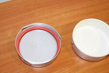 Butterdose der Bundeswehr zum Aufbewahren von Butter oder Margarine mit Kunststo