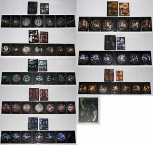 The X Files Intégrale Collector Digipack Booklet Complete series 59 DVD