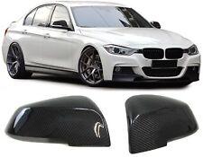 2 COQUE DE RETROVISEUR A CLIPSER CARBONE 3D BMW SERIE 1 2 3 F20 F22 F23 F30 F32