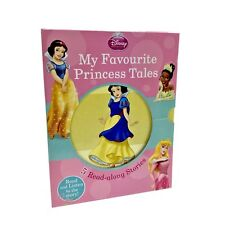 Disney Princess My Favourite Princess Tales 5 Read along stories Books NO CD vgc