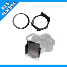 82mm ring Adapter + Color Colour square Filter Holder for Cokin P series