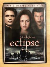 The Twilight Saga - Eclipse (DVD, 2010) - E1007