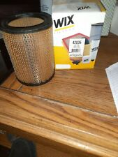 42036 WIX AIR FILTER FITS DODGE CHARGER 1.7L 83 PLYMOUTH HORIZON 1.7L 78-82 NOS