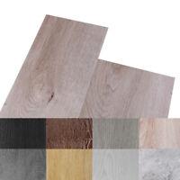 Geklebte Vinylboden 2mm PVC Laminat Dielen Bodenbelag Fußboden 1-100m²