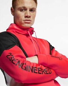 Nike Men's Jordan 23 Flight Tech 1/4-Zip Fleece Sweatshirt Jacket  3XL XXXL $140