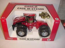 1/16 Case-IH STX500 Tractor W/Gold STX500 by ERTL W/Box!