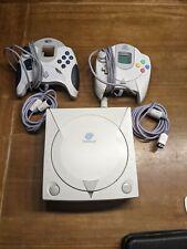 Sega Dreamcast mit  Zubehörpaket u.a. Netzwerk/Breitband Adapter