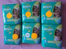 PAMPERS Baby-Dry 138 Couches pour bébé de 11-25 kg T 5 / 12 Heures de protection