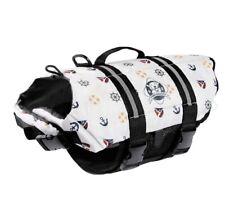 Paws Aboard NAUTICAL dog doggy pet life vest jacket  XXS, Small, Medium, Large