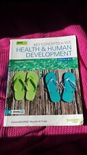 Health and Human Development VCE Units 1 and 2 JACARANDA 4th edition