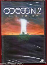 Cocoon, il ritorno (1988) DVD NUOVO