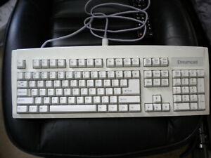 Sega Dreamcast Keyboard Official Model HKT-7620 Beautiful Condition Original