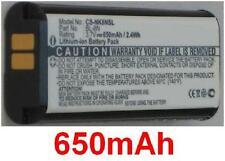Batterie 650mAh type BL-8N Pour Nokia 280, Nokia 282, Nokia 7280, Nokia 7380