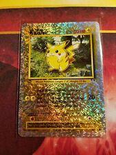 Pikachu Holo Legendary Collection Pokemon Card LP