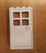 LEGO White Door / Door Frame, *NEW* Building Accessory House