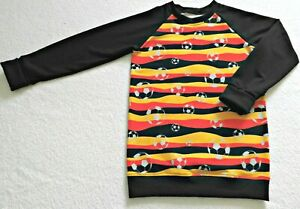 Raglan Shirt ♥ Langarm ♥ Fußball ♥ Gr 62 - 140 ♥  Handmade