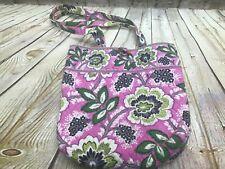 Vera Bradley Pink Floral Tote Purse Bag GUC