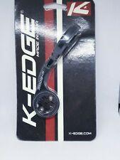 K-EDGE Garmin XL Handlebar Mount, 35mm, Black