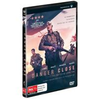 Danger Close - Battle Of Long Tan DVD Australian Vietnam War 6RAR NEW DVD sealed