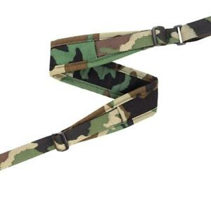 NEW Ferro Concepts SLINGSTER Weapons Sling M81 WOODLAND Two-Point Quick Adjust