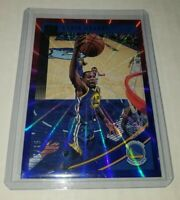 2018-19 Donruss Kevin Durant /15 Red Blue Holo SP Insert 12/15 RARE