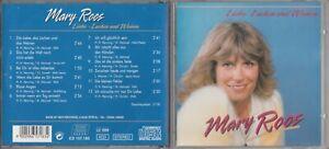 Mary Roos - Liebe-Lachen und Weinen, CD