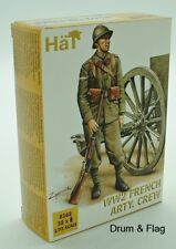 HaT 8162 WW2 French Artillery Crew. 1/72 scale