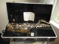 Selmer Bundy II Alto Saxophone W/ Case Sax 2 NICE SAX