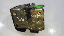 RENAULT SCENIC RX4 2002 1.9 DCI LHD FRONT LEFT DOOR LOCK CATCH MECHANISM