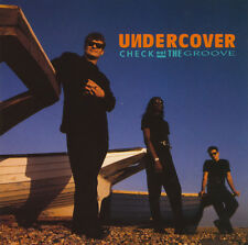 "UNDERCOVER ""Check Out The Groove"" * NEW Factory Sealed CD * 1992 German Pressing"
