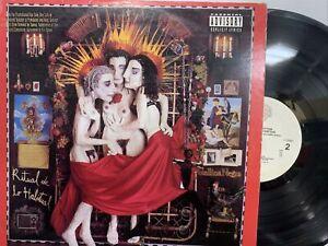 Jane's Addiction – Ritual De Lo Habitual LP 1990 Warner Bros PROMO VG+/VG+