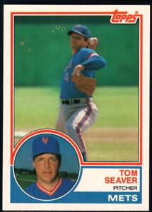 1983 Topps Traded #101T Tom Seaver NM-MT Mets