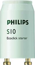 PHILIPS éclairage démarreur de tube fluorescent S10 4-65w 220-240V s101000w 4w -