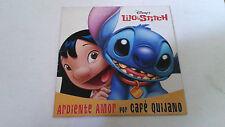 "CAFE QUIJANO ""ARDIENTE AMOR"" CD SINGLE 1 TRACKS LILO & STICH"