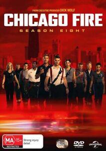 Chicago Fire - Season 8 : NEW DVD