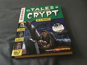 EC Archives Tales From The Crypt volume # 1