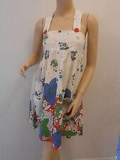 Topshop Square Neck Sleeveless Cotton Dresses for Women