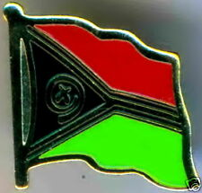 Vanuatu Flag Lapel / Hat Pin NEW