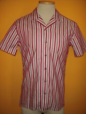 GUCCI SHORT SLEEVE SHIRT MEN SIZE 39/15.5