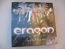 ERAGON The Official Motion Picture Board Game NEW Battle Across Alagaesia & Win