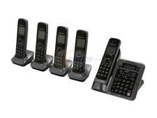 Panasonic Kx-Tg7645M 1.9 Ghz Five Handsets Single Line Cordless Phone