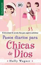 Pasos diarios para las chicas de Dios // Daily Steps For God Chicks (Spanish