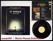 LE PASSAGE - Delon,Manzor (Vinyle 33t-Vinyl LP) Lalanne 1986