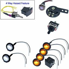 Toggle switch LED turn signal kit for Polaris Ranger RZR 800 900 xp 1000 turbo