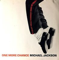 CD SINGLE MICHAEL JACKSON ONE MORE CHANCE CARDBOARD SLEEVE RARE BON ETAT 2003