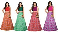 Wedding Low Range Women's Lehenga Choli Skirt Lengha Ethnic Party Outfit