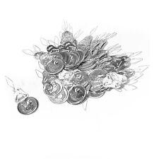 50X plata arco hilo aguja máquina de coser puntada de la mano herramientaSC
