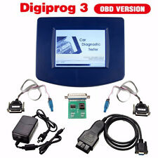 V4.94 Digiprog III Digiprog 3 Odometer Diagnostic Tools w/ OBD2 ST01 ST04 Cables