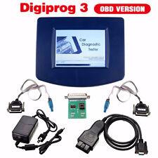V4.94 Digiprog III Digiprog 3 Odometer Diagnostic Tools w/ OBD2 ST01 ST04 Cables