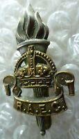 Badge- WW1 Royal Army Educational Corps Cap Badge, RAEC Badge KC Genuine*
